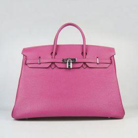 Hermes Birkin Peach Togo Leather Handbag Silver Buckle Lace Flap Price Singapore Celebrity Style Lady