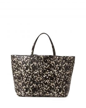 Givenchy Best Antigona Exposure Closure Floral-Print Large Womens Coated Canvas Tote Bag Price List
