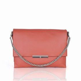 AAA Quality Celine Summer Blade Watermelon Original Leather Flap Bag Ladies Silver Chain Shoulder Bag