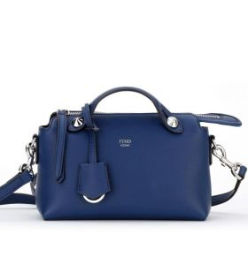 Fendi Dupe Women By The Way Blue Leather Mini Satchel Bag Price In Australia