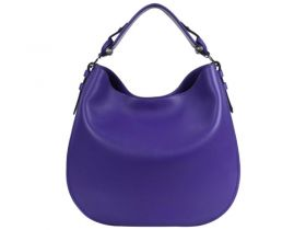 Givenchy Medium Obsedia Two Compartments Single Flat Handle Ladies Purple Leather Zanzi Hobo Bag Replica